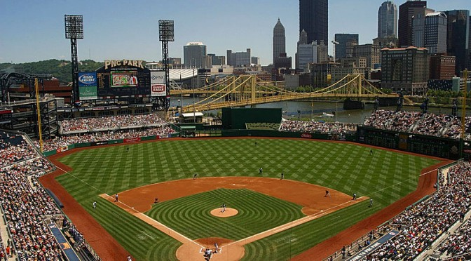 Pittsburgh, Baseball and Penn State Research…A Perfect Combination