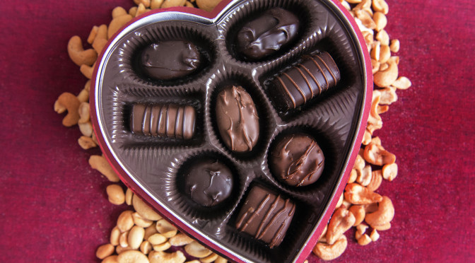 Focus on research: Go nuts on Valentine's Day & enjoy American Heart Month