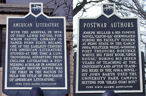 american lit and postwar markers