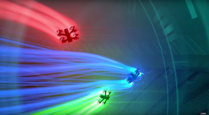 Focus on research: How might drone racing drive innovation?