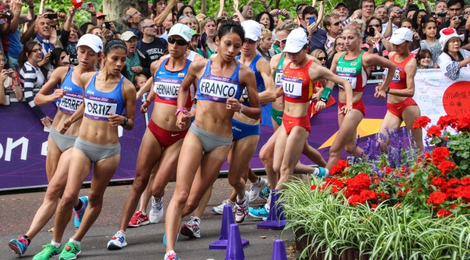 Don't run (and don't laugh): The little-known history of racewalking
